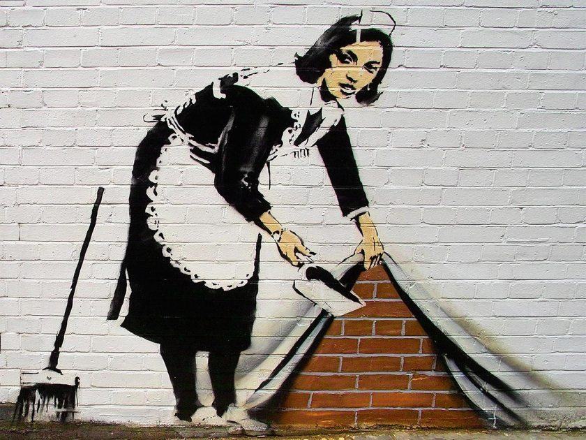 banksy-graffito
