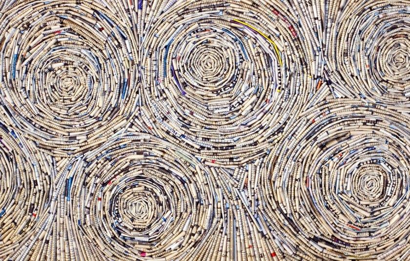 giornali spirali